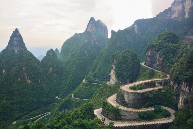 Montagna Tianmen (Tianmen Shan)