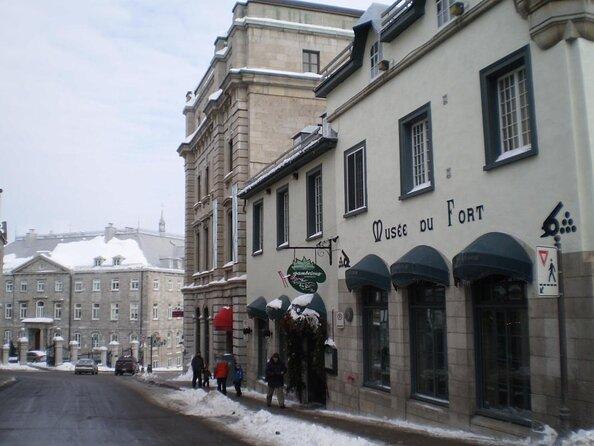 Fort Museum (Musée du Fort)