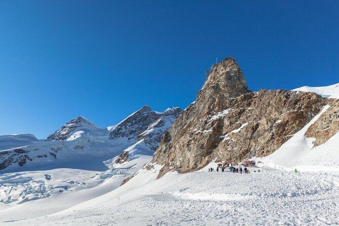 Jungfraujoch Sphinx Observatory (Sphinx-Observatorium)