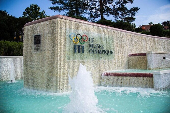 Olympic Museum Lausanne (Musée Olympique)