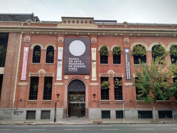 Buenos Aires Museum of Modern Art (Museo de Arte Moderno de Buenos Aires)