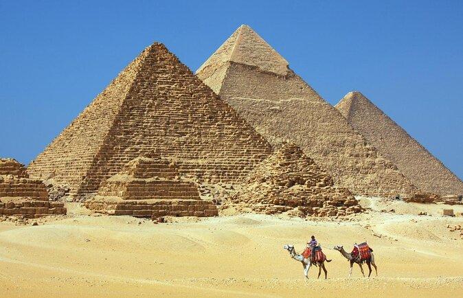 Great Pyramid of Giza (Khufu Pyramid)