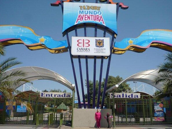 Themenpark Mundo Aventura (Parque Mundo Aventura)