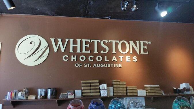 Whetstone Chocolates of St. Augustine