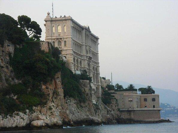 Marinemuseum von Monaco (Musée Naval de Monaco)