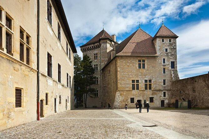 Annecy Castle (Chateau d'Annecy)