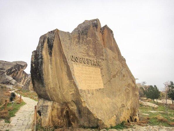 Kulturlandschaft der Gobustan Rock Art (Gobustan National Park)