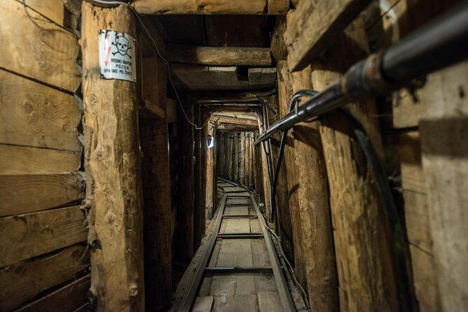 Tunnel di Sarajevo (Tunel Spasa)
