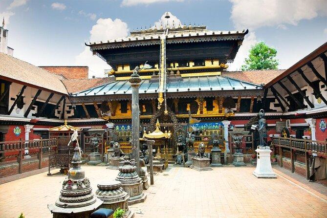 Rudra Varna Mahavihar (Tempio d'oro)