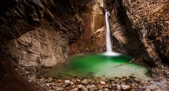 Cascada de Kozjak (Slap Kozjak)
