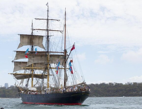 Tall Ship James Craig