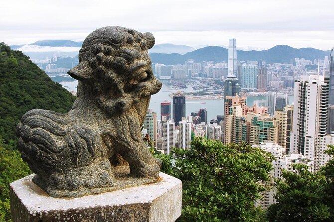 Padiglione del Leone al Peak Tower