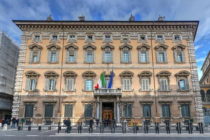 Madama Palace (Palazzo Madama)