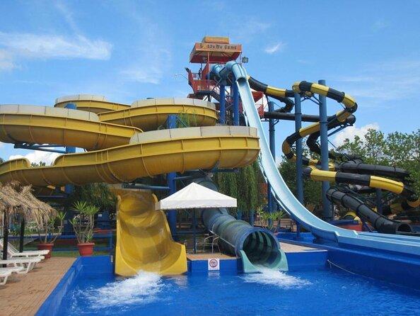 Parco acquatico Aqualand Corfù