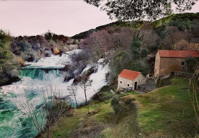 Sradinski Buk Waterfalls