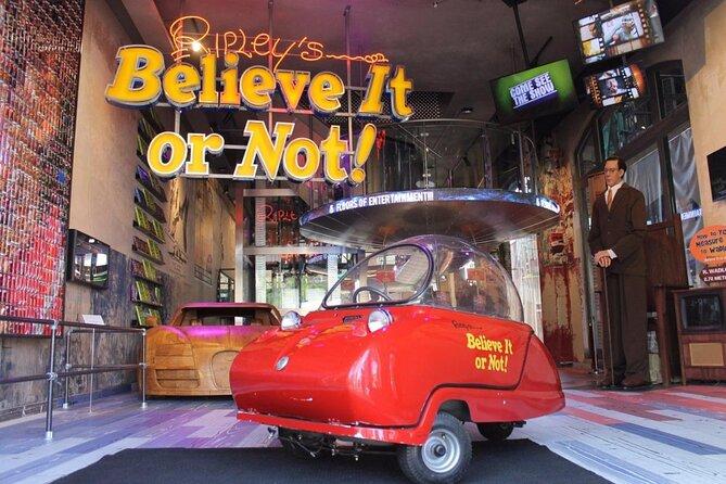 Ripley's Believe It or Not! Amsterdam