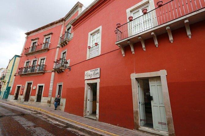 Diego Rivera House-Museum (Museo Casa Diego Rivera)