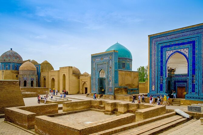 Necropoli di Shah-i-Zinda