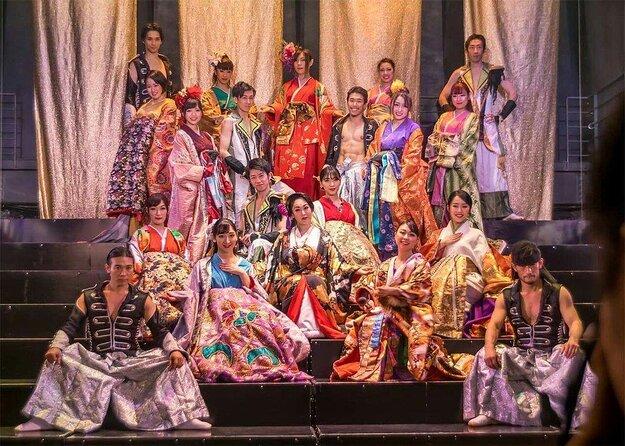 Roppongi Kaguwa Japanese Dance Cabaret
