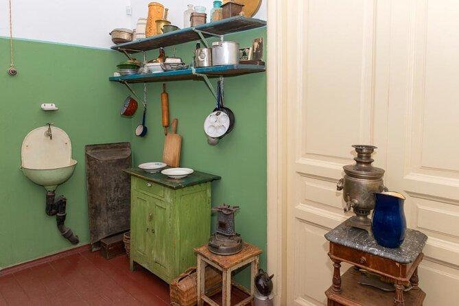 The Anna Akhmatova Museum