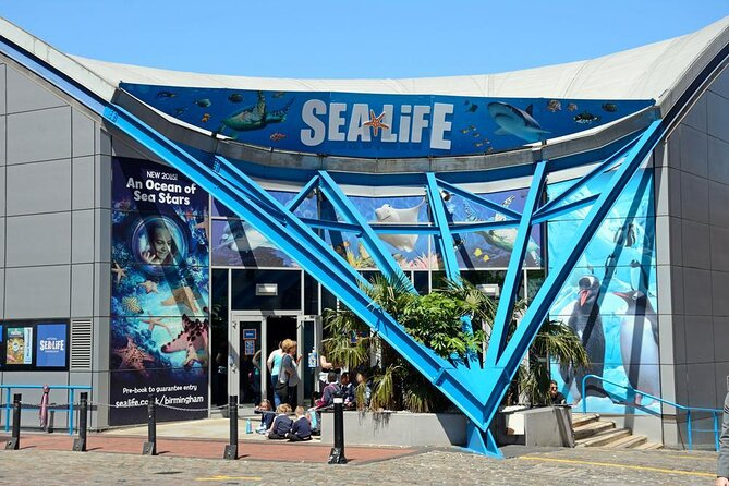 National SEA LIFE®  Centre Birmingham