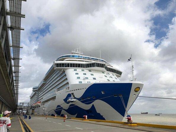 Waigaoqiao Port Cruise Terminal
