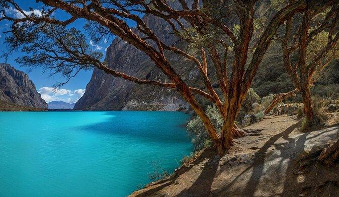 Llanganuco Lakes (Lagunas Llanganuco)