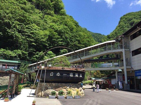 Hida Great Limestone Cave and Ohashi Collection Kan Museum
