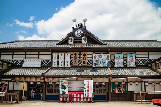Toei Kyoto Studio Park (Toei Uzumasa Eigamura)