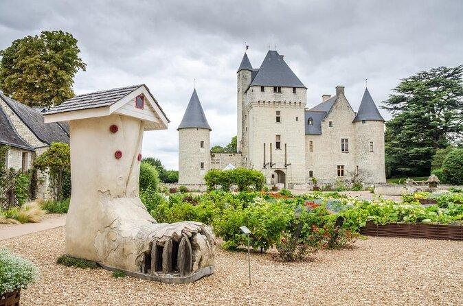Rivau Castle (Chateau du Rivau)