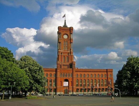 Municipio di Berlino (Rotes Rathaus)