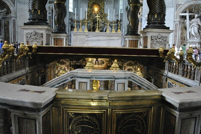 Vatican Grottoes (Grotte Vaticane)