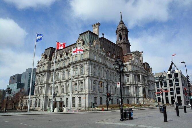 Montreal City Hall (Hotel de Ville de Montréal)