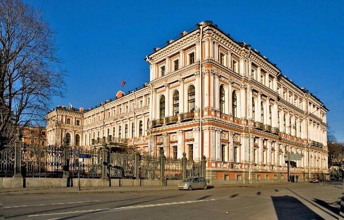 Nikolaevsky Palace