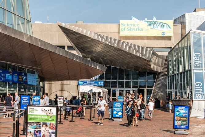 Simons IMAX Theatre at New England Aquarium