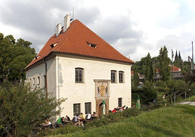 Podskali Custom House at Výton (Podskalská Celnice na Výtoni)