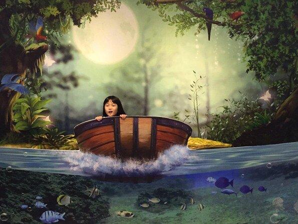 Port Dickson Dream World: sottosopra e 3D