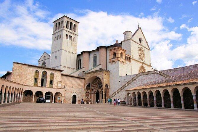 Basilica of St. Francis of Assisi (Basilica di San Francesco d'Assisi)