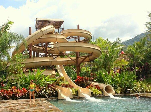 Kalambu Hot Springs Water Park