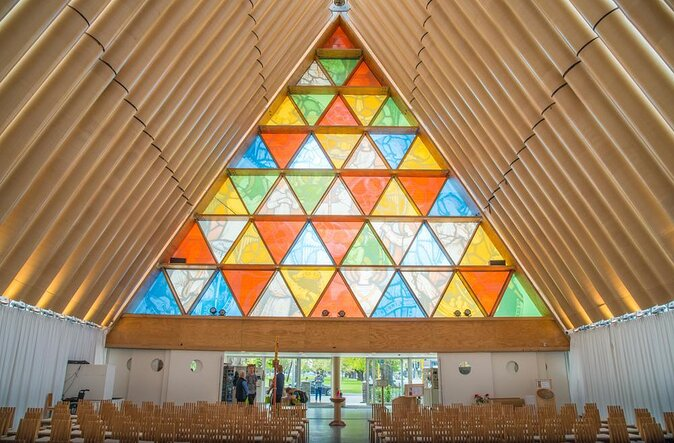 Transitional Cathedral (Cardboard Cathedral)