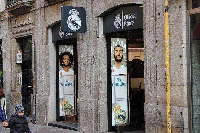 Official Real Madrid Store El Carmen