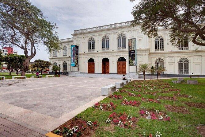 Lima Art Museum (Museo de Arte de Lima - MALI)