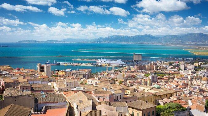Gulf of Cagliari (Golfo di Cagliari)