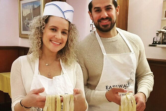 Homemade Gelato and Pasta Class – Unforgettable Experience in Rome