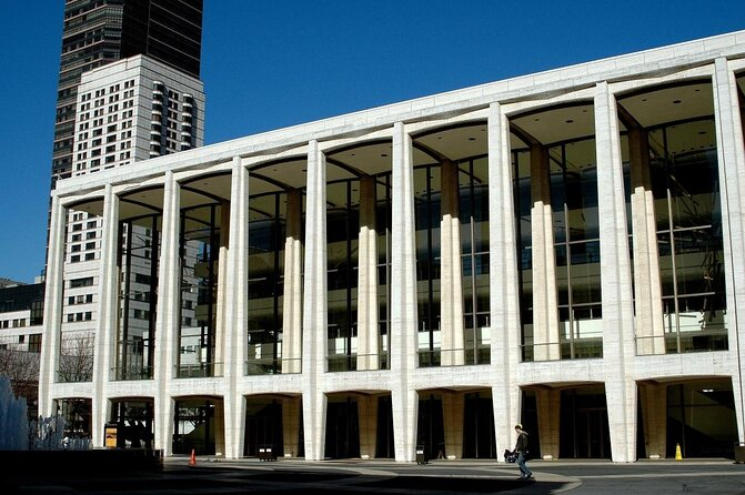 David Geffen Hall at Lincoln Center