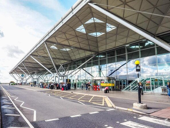 London Stansted Airport (STN)