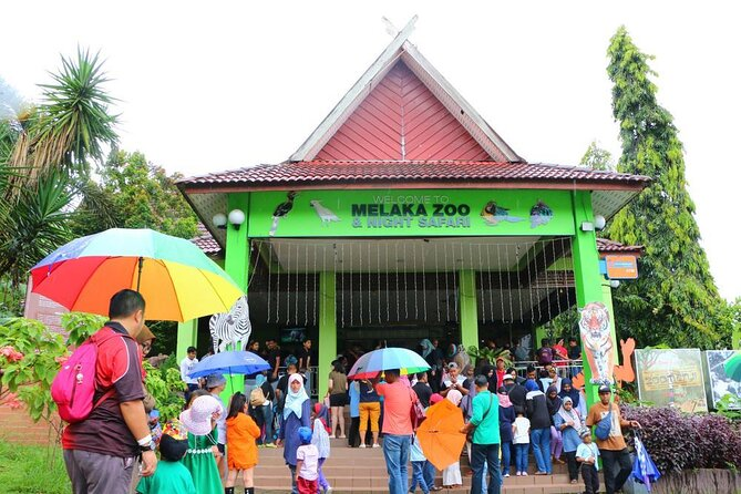 Zoo Melaka (zoo di Malacca e safari notturno)
