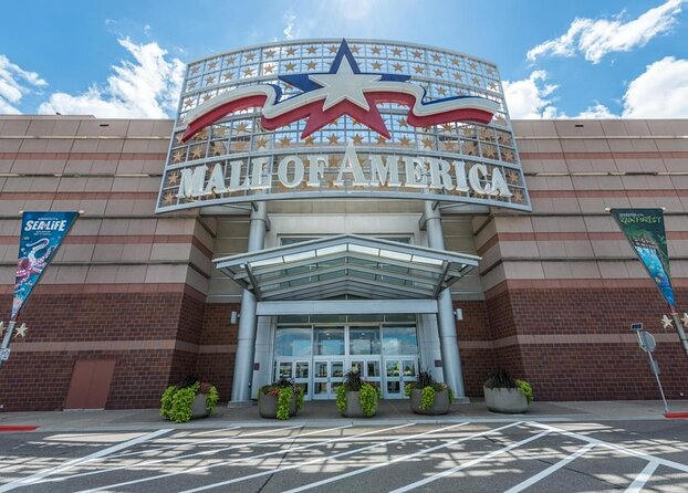 Hard Rock Cafe Mall of America