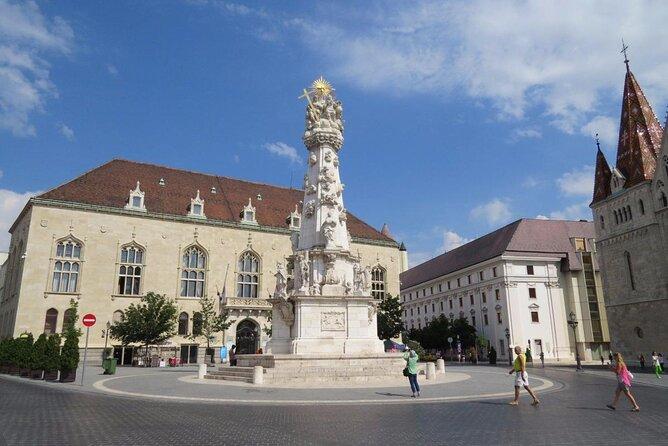Holy Trinity Column (Szentháromság-Szobor)