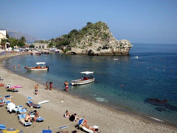 Mazzarò Beach (Lido Mazzarò)